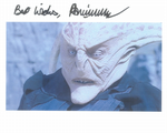 Philip Hurd-Wood  (Voice over artist The Sarah Jane Adventures) - Genuine Signed Autograph 30032